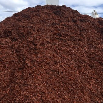 Kimberly Red Mulch