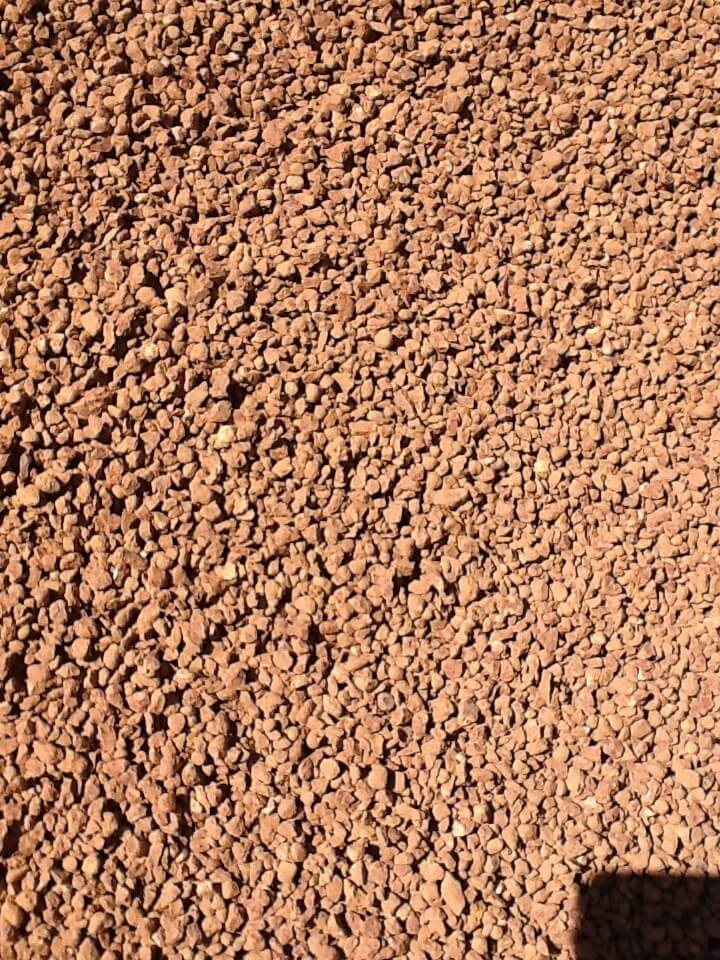 12mm Crushed Pea Gravel