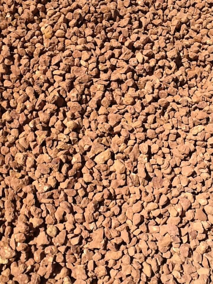 18mm Crushed Pea Gravel