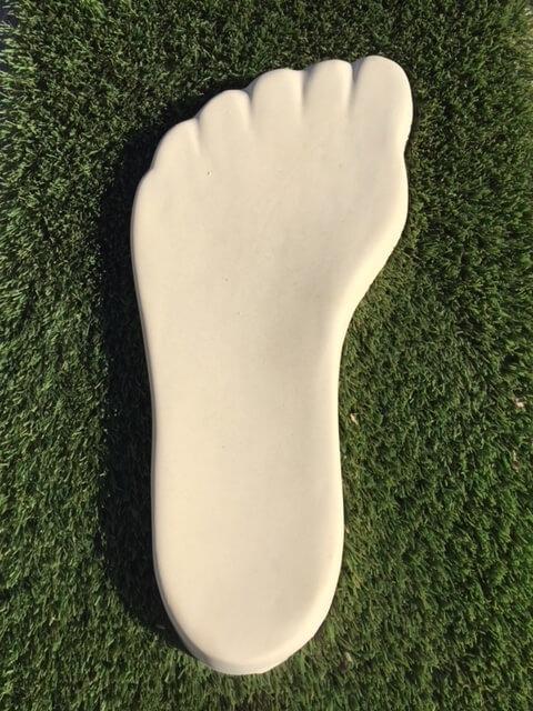 Stepping Stone Left Feet