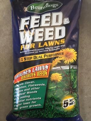 Feed and Weed