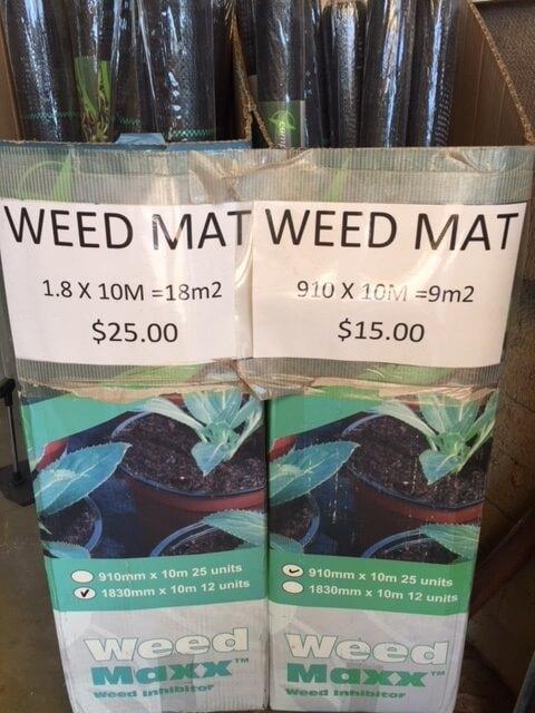 weed-mat