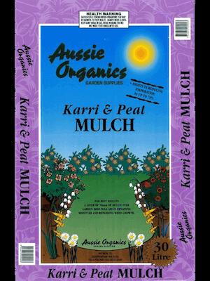 Karri & Peat Mulch