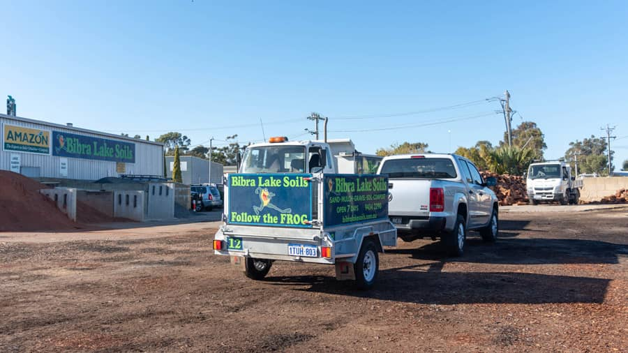 Bibra Lake Soils Trailer