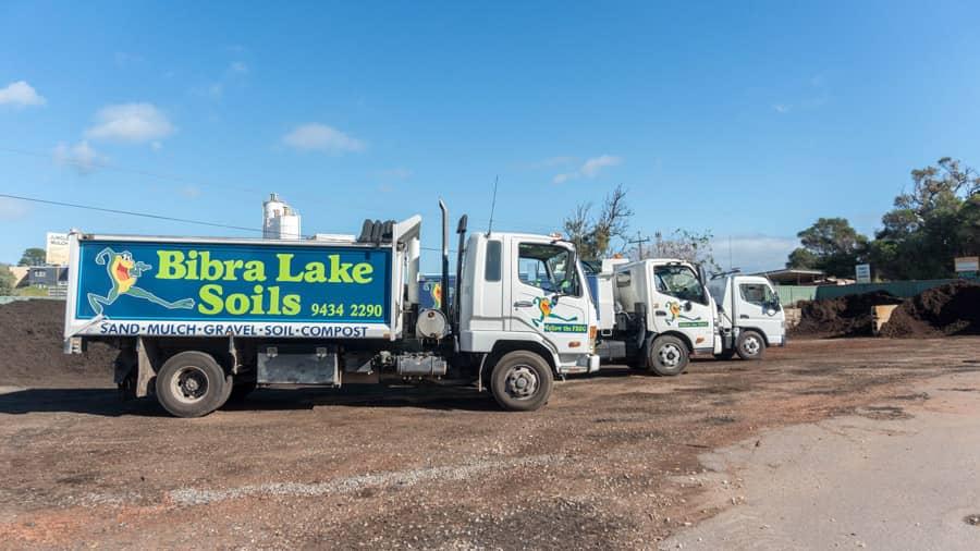 Bibra Lake Soils Trucks