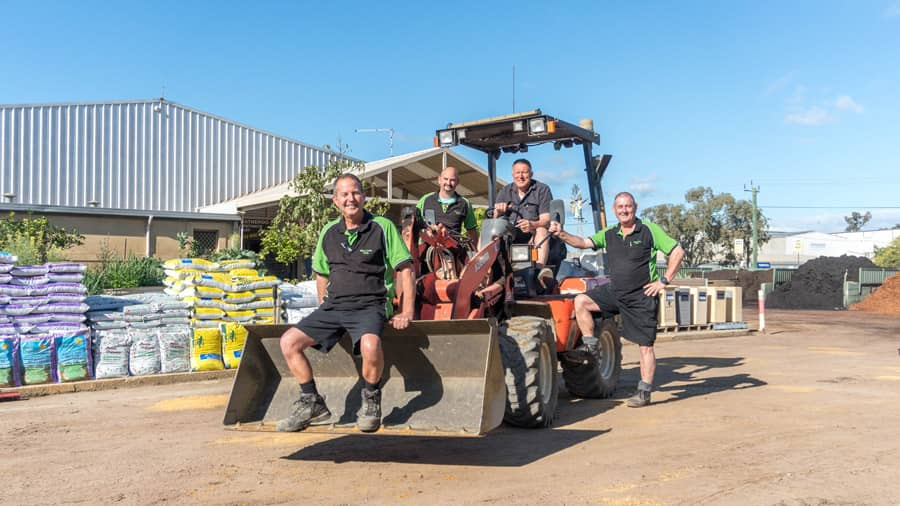 Bibra Lake Soils Team